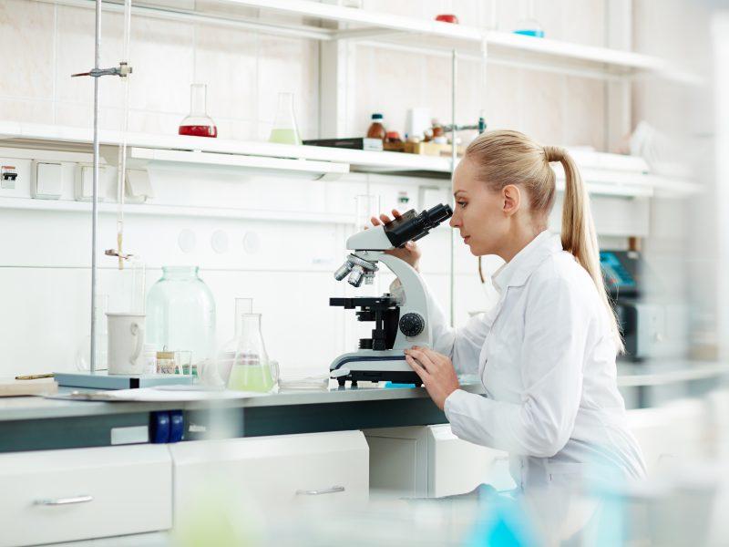 Bei diesen Themen sind wir im Bereich Forschung in Europa besonders stark