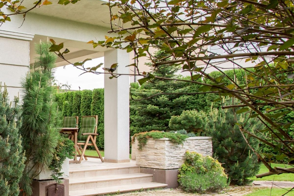 Wie sich ein großer Garten auf den Wert einer Immobilie auswirkt