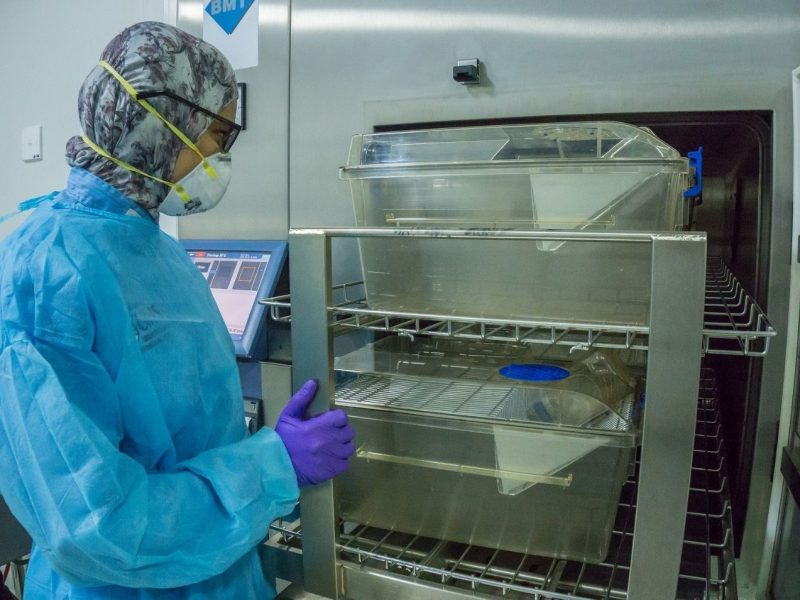 Warum die Autoklaven Sterilisation in keinem Hygienebereich fehlen sollte